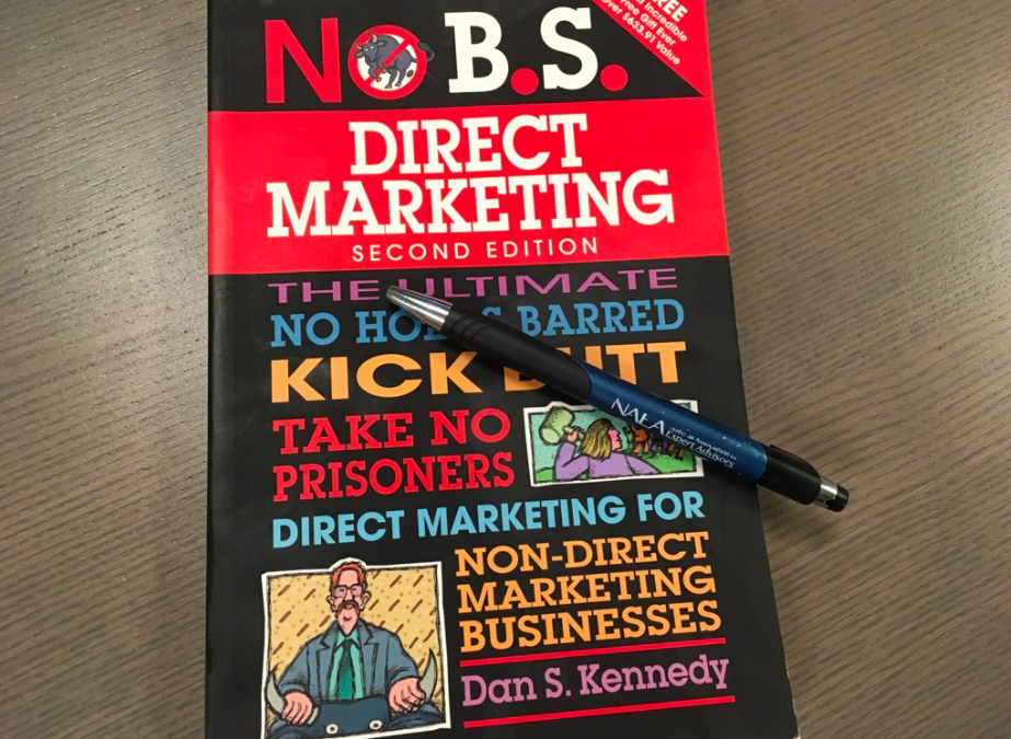 A review of no bs direct marketing a book by dan kennedy