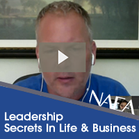 Secrets and tips on what it takes to be a leader on your team and in your life