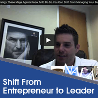 Replay: The Strategy To Shift From Entrepreneur To Leader
